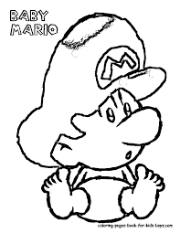 Coloring Pages 48 Mario Bros Coloring Book Picture Inspirations
