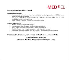 10+ Account Manager Resume Templates - Pdf, Doc | Free & Premium ...