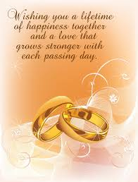 Best Wishes Wedding Quotes