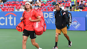 Laver Cup Chicago Seating Chart Tsitsipas Kyrgios Set To Renew Rivalry At Laver Cup Atp