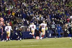Enemy Reaction Seahawks Year In Review 2012 Field Gulls