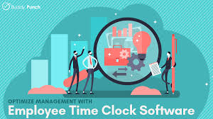 Employee Time Optimize Management With Employee Time Clock Software