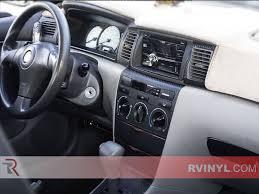 Toyota Corolla 2003-2008 Dash Kits   DIY Dash Trim Kit
