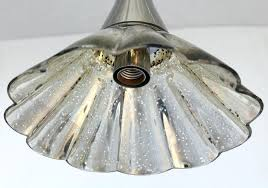 clear glass dome lamp shade replacements scallop astounding mercury pendant light at pro lighting excellent ligh