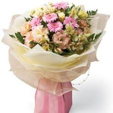 mother s day flowers amour a soft and delicate bination of gerberas