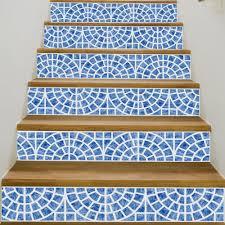 Großhandel 6 Teile Satz Diy 3d Treppe Aufkleber Wasserfall Treppe