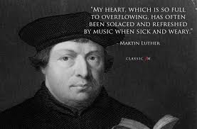 Martin Luther Quotes Awesome Martin Luther Words Of Peace And Healing Through Music Classic FM