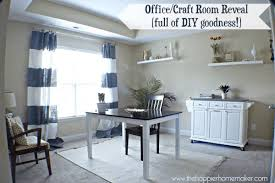 office craft room. Office Makeover Craft Room -