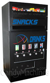 Buy Used Snack Vending Machines Enchanting Buy Snack And Soda Vending Machine Vending Machine Supplies For Sale