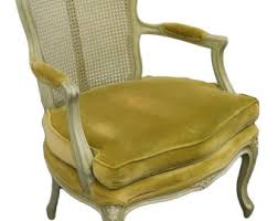 french cane chair. CENTURY FURNITURE Louis XV French Style Cane Back Accent Arm Chair P