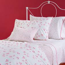 image of duvet covers twin pink