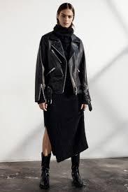allsaints limited halo oversized leather biker jacket