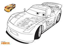 Coloriages Cars Imprimer Gratuitement Sur Le Blog De Tous Les H Ros