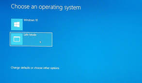 windows 10 safe mode how to add safe mode to boot menu options in windows 10