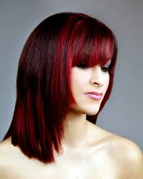 46 totally catchy burgundy hair color