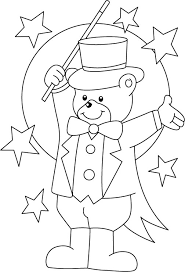 Small Picture Circus coloring page Download Free Circus coloring page for kids