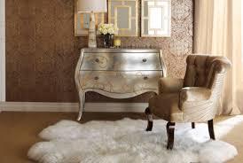 diy metallic furniture. Image Via Houzz.com Diy Metallic Furniture