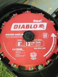 dado blade lowes. clean dados in framing lumber - 1 star off for instructions dado blade lowes d