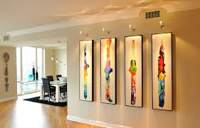 lighting for artwork 2 jpg on wall picture artwork with 5 tips to lighting wall art not arty light mint lighting