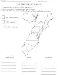 English Colonization Birch Meadow 5th Grade