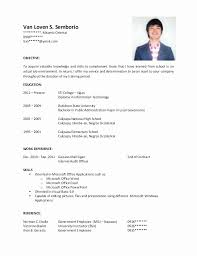 College Student Resume Examples Free Sample College Student Resume