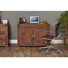 hidden home office furniture. Walnut Hidden Home Office Sideboard Desk CDR06A Furniture