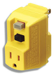 gfci single outlet adapter technology research llc gfci single outlet adapter