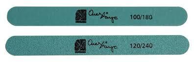 CND (<b>Creative Nail</b> Design) Пилка для <b>ногтей</b> Straight File (Green ...