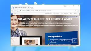Website Builder Templates Interesting 4848 MyWebsite Review TechRadar