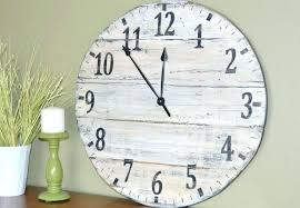 giant wall flip clock large white wall clock home decor large brown wall clock black clock