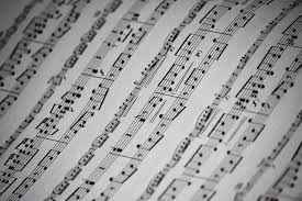 Music Sheet, Notes, Music, Texture, Piano, Partition