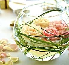 round glass bowl vase simply stunning wedding centerpieces creative idea beautiful flower with clear on round glass bowl