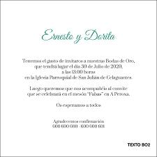 Texto Para Invitaciones De Boda En Espanol Magdalene