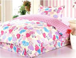 little girl twin bedding sets image of girls at target size