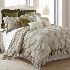 queen king bed silver gray grey taupe