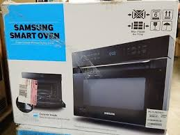 samsung mc12j8035ct 1 2 cu ft countertop convection microwave stainless steel