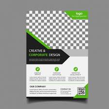 Business Flyer Template Free Download Business Flyer Template Free Vector In Encapsulated