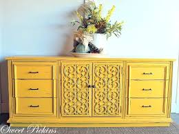 colorful painted furniture. Yellow Painted Furniture Colorful Dressers