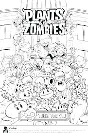 Zombie Coloring Pages Coloring For Babies Amvame
