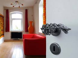 unleash the dragon with this epic 3d printed dragon door handle shapeways magazine