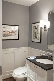 Contemporary Traditional Half Bathroom Ideas Color Case Study Shades Of Gray Bathroomsbathroom Colorssmall In Beautiful