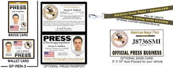 Press Renewal Gp-ren-3 Gold Credentials
