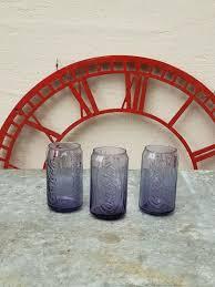 details about x3 vintage coca cola mcdonald s glasses collectables