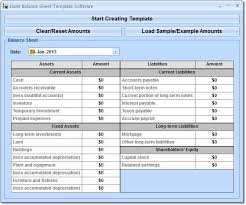 Free Download Balance Sheet Format In Excel Filename Portsmou