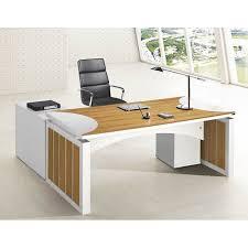 corner office desk wood. Image Of: Corner Office Desk Wood