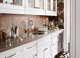 yes you can use wallpaper as a kitchen backsplash