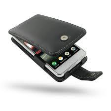 LG Optimus F5 Leather Flip Case Cover ...