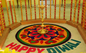 Diwali decoration ideas for office Bay 100 Mesmerizing Rangoli Designs For Diwali You Cannot Afford To Miss Living Hours Fabulous Ideas Of Diwali Decorations You Do Not Want To Miss