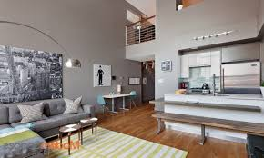 delightful office furniture south. South Facing Lofthome Office Duplex Modernspaces Nyc Throughout Home Loft With Regard To Property Delightful Furniture