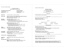 My First Resume Information Systems Analyst Sample Resume